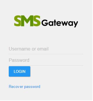sms-gateway-autentificare